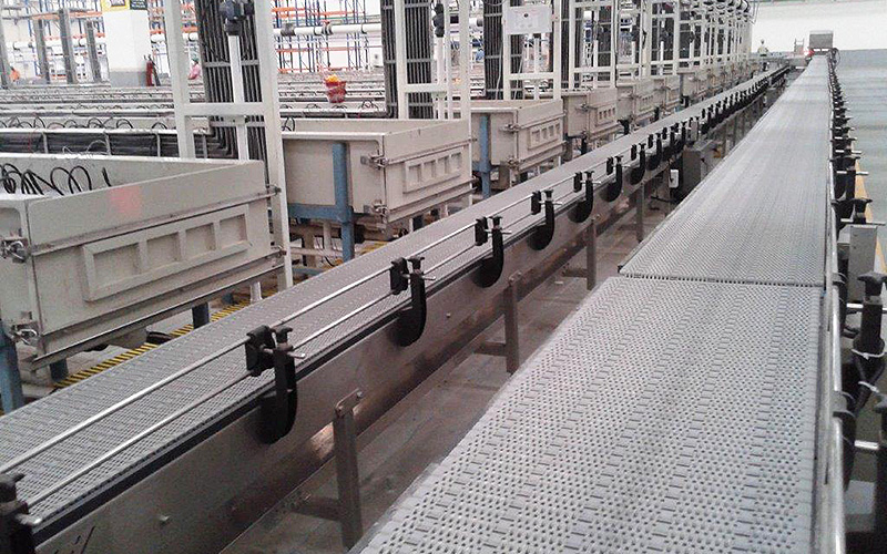 Moduar-Belt-Conveyors