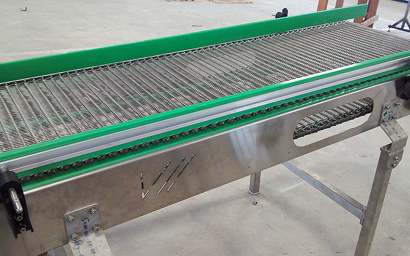Wiremesh-Conveyors